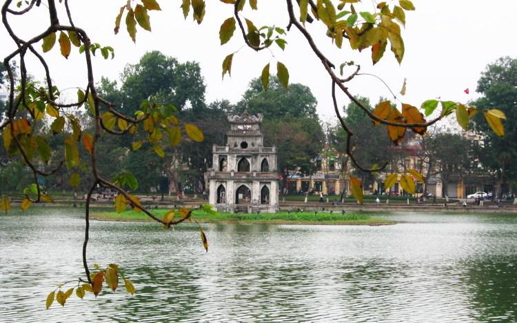 Day 4: Hanoi Departure (B)