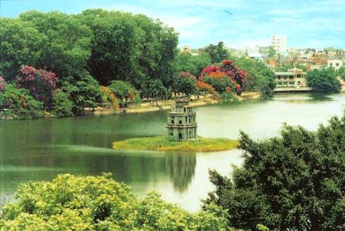 Day 1: Hanoi arrival (D)
