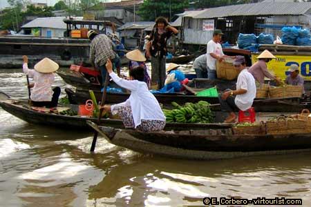 Day 3: Hochiminh - Mekong delta (B/L)
