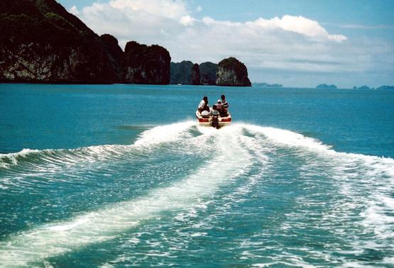 Day 4: Ninh Binh - Halong bay (B/L)