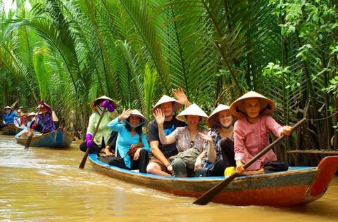 Day 15: Ho Chi Minh - Mekong delta- Ho Chi Minh (B/L)