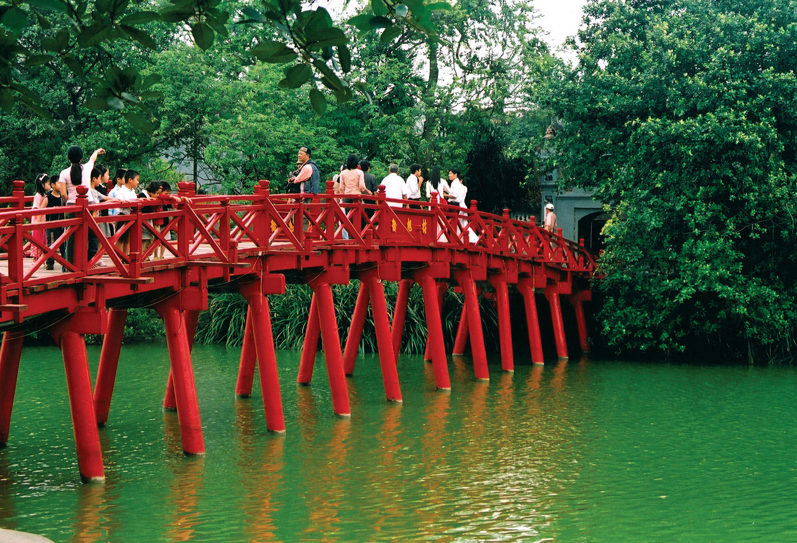 Day 2: Hanoi city tour (B/L/)