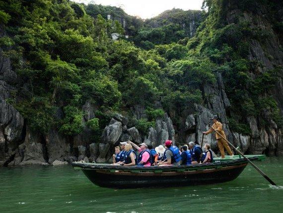 Day 3: Halong Bay – Hanoi (B/L)