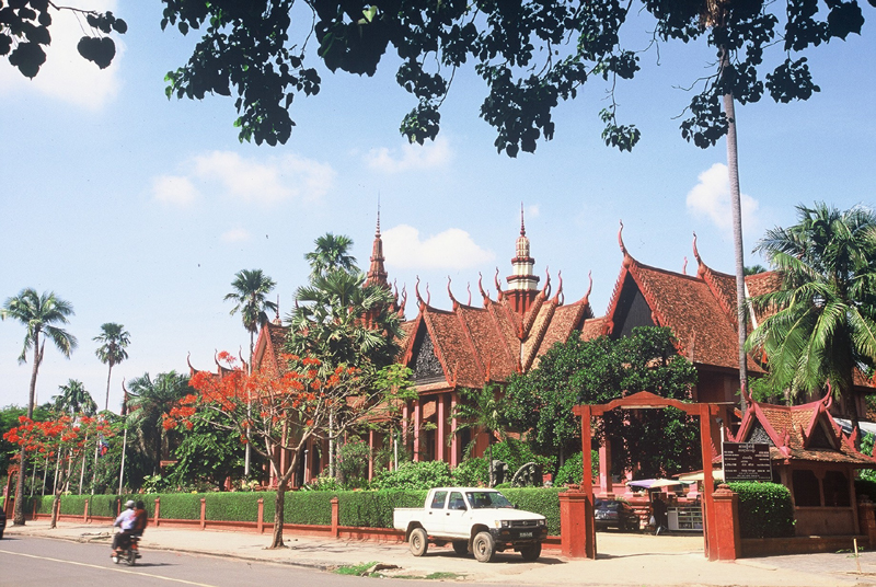 Day 8: Ho Chi Minh – Phnom Penh by flight (B/L)