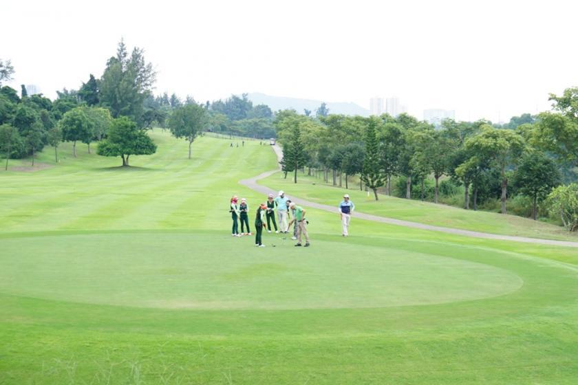 Day 8: Ho Chi Minh – Vung Tau paradise golf club (B/D)