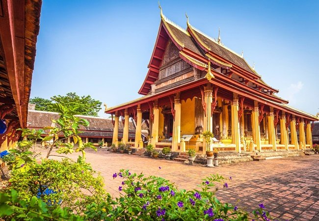 Day 1: Vientiane - Arrival (D)