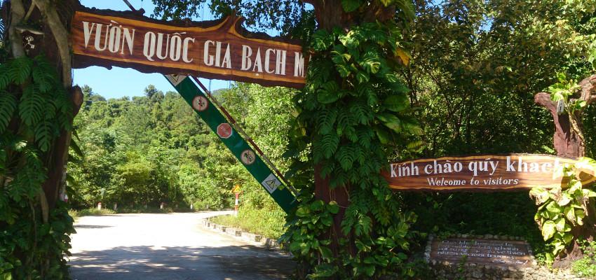 Hue - Bach Ma National Park - Hue (L)
