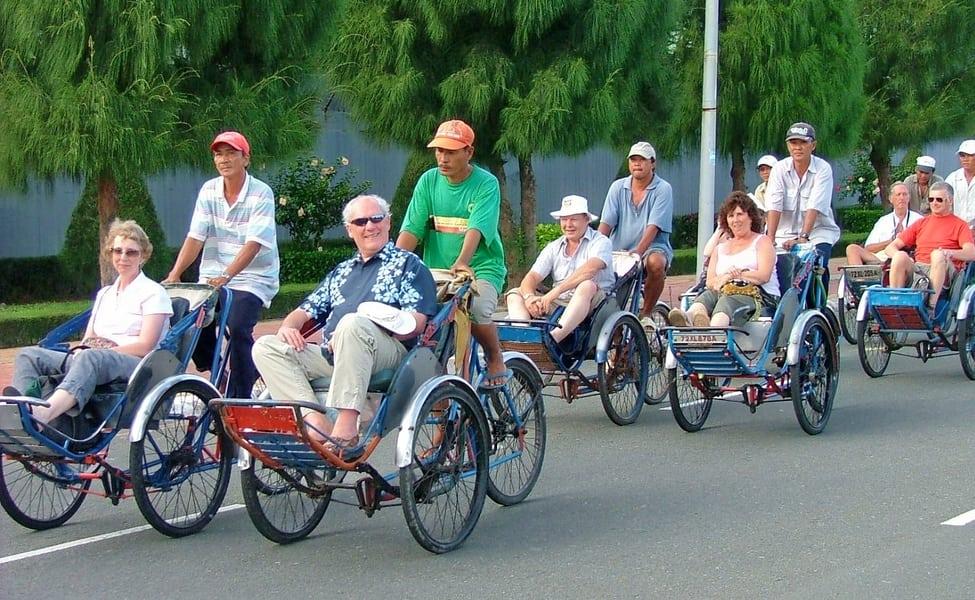 CYCLO TOUR IN HUE