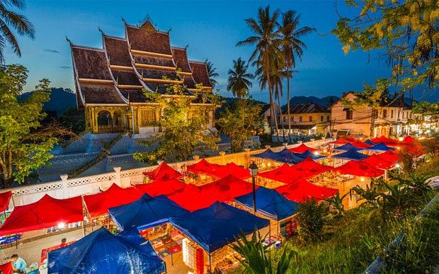Day 1: Luang Prabang - Arrival (D)