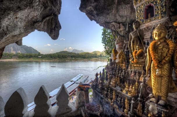 Day 02: Luang Prabang – Pak Ou Cave (B, L)