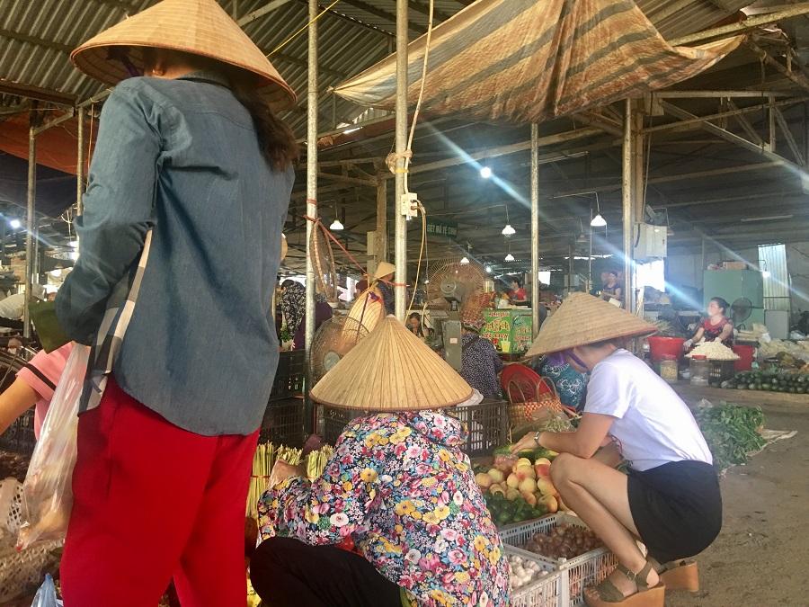 Hung Yen – Hanoi (45km ~ 50 minutes) (B/L)